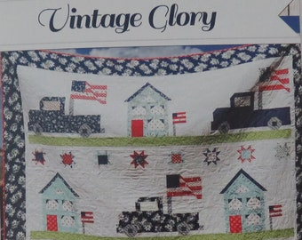 Vintage Glory Quilt Pattern