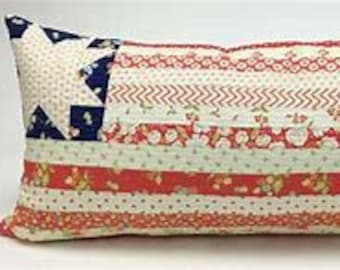 Stripes & One Star Pillow Kit