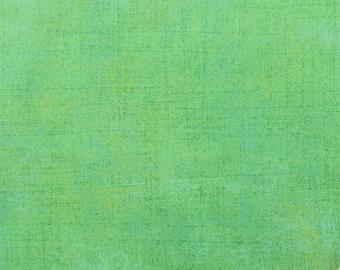 Moda Grunge Basic Kiwi (30150 304) 1/2 Yard Increments