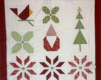 Christmas Sampler Quilt Kit