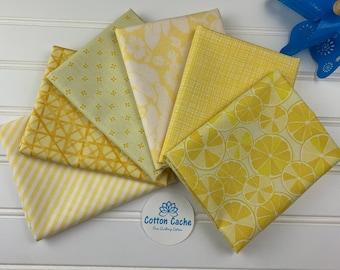 6-Piece Curated FQ Lemonade Bundle