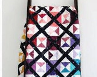 Ombre Trellis Quilt Pattern by V and Co.