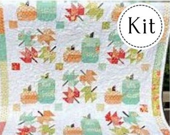 Farm House Fall Quilt Kit