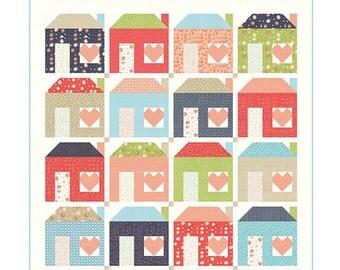 Chelsi Stratton Designs Community Quilt Pattern