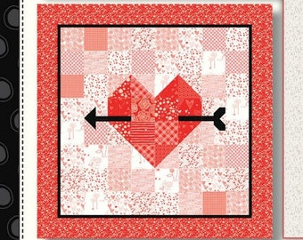 On Top of It Pattern by Pieces From My Heart*Valentine Table Topper*Valentine Pattern*Heart Table Runner*Heart Runner*Valentine Pattern*