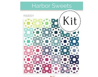 Harbor Sweets Quilt Kit