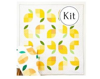 Memi's Lemons Table Runner Kit