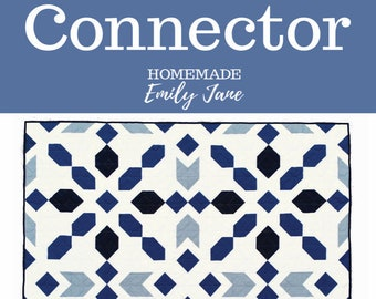 Connector Quilt Pattern