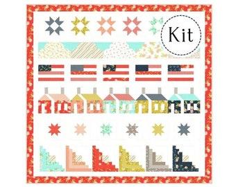 Land I Love Quilt Kit