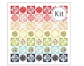 Hello Sunshine Quilt Kit