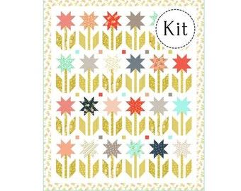 Botanical Garden Quilt Kit