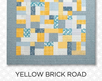 Yellow Brick Road Quilt Pattern