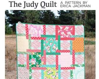 The Judy Quilt Pattern