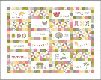 New! Patterns & Notions