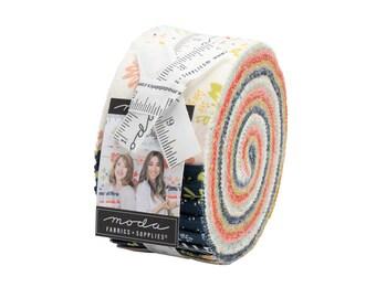 Moda Happy Days Jelly Roll (37600JR)