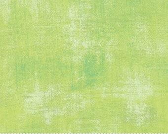 Moda Grunge Basics Key Lime (30150 303) 1/2 Yard Increments