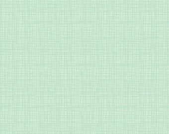 Riley Blake Designs Texture Sweet Mint (C610-SWEETMINT) 1/2 Yard Increments