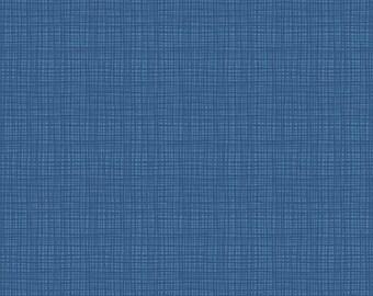 Riley Blake Designs Texture Denim (C610-DENIM) 1/2 Yard Increments