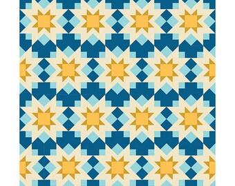 Quilty Love Night Stars Quilt Pattern