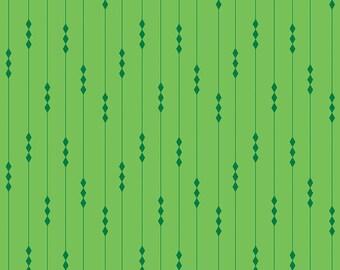Riley Blake Designs Create Fairy Lights Green (C9803-GREEN)
