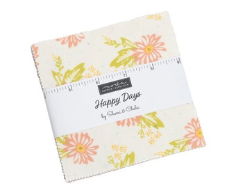 Moda Happy Days Charm Pack (37600PP)