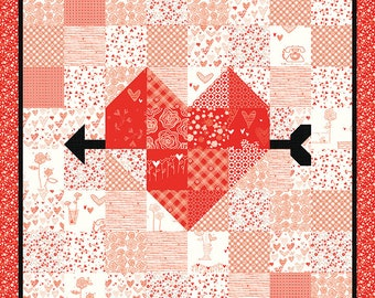 Heart Arrow Table Topper Kit