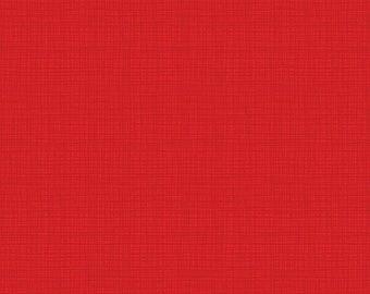 Riley Blake Designs Texture Red (C610-RED) 1/2 Yard Increments