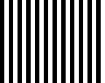 Tula Pink Linework Tent Stripe Paper (PWTP069.PAPER) 1/2 Yard Increments