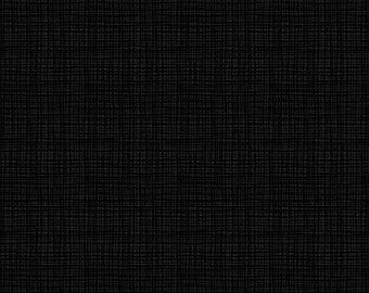 Black Texture Fabric Etsy