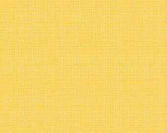 Riley Blake Designs Texture Yellow (C610-YELLOW) 1/2 Yard Increments
