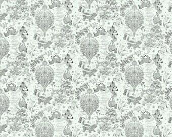 Free Spirit Linework by Tula Pink Sketchy Paper (PWTP158.PAPER) 1/2 Yard Increments