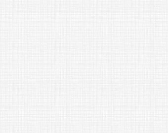Riley Blake Designs Texture White (C610-WHITE) 1/2 Yard Increments