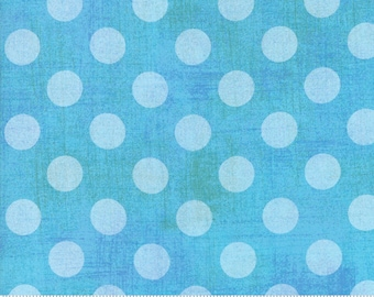 Grunge Hits The Spot New Blue (30149 54) 1/2 Yard Increments