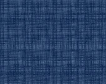 Riley Blake Designs Texture Navy (C610-NAVY) 1/2 Yard Increments