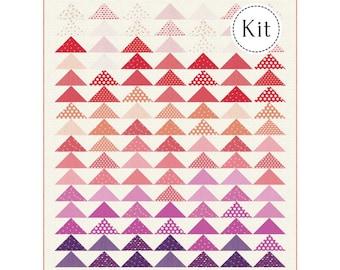 Afterglow Quilt Kit
