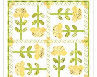 Mini Buttercups Quilt Pattern