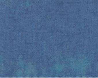 Moda Grunge Basic Sea (30150 301) 1/2 Yard Increments