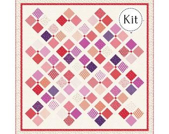 Four Square 2 Quilt Kit