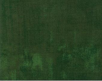 Moda Grunge Basics Winter Spruce (30150 429) 1/2 Yard Increments