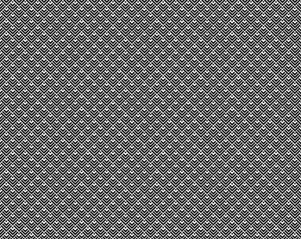 Riley Blake Designs Modern Farmhouse Geometric Black (C9465-BLACK)