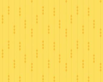 Riley Blake Designs Create Fairy Lights Yellow (C9803-YELLOW)