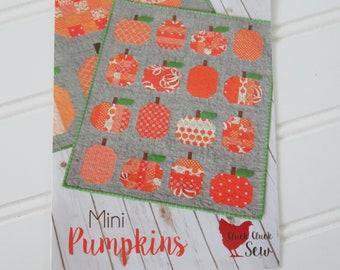 Mini Pumpkins Quilt Kit