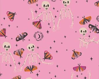 Art Gallery Fabrics Spooky 'n Sweeter Bone to be Wild (SNS-13020) 1/2 Yard Increments