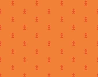 Riley Blake Designs Create Fly Right Orange (C9804-ORANGE)