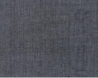 Black Moda Chambray (12051 11)