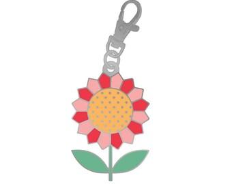 Lori Holt Happy Charm Flower