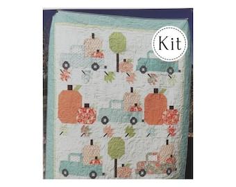 Vintage Fall Quilt Kit