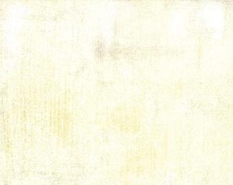 Moda Grunge Basics Cream (30150 160) 1/2 Yard Increments