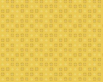 Free Spirit Mod Cloth Weave- Earth (PWSK008.EARTH) 1/2 yard Increments