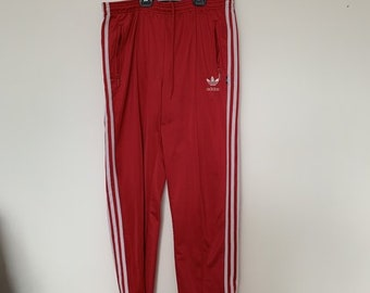 fcebe61a917 Vintage Adidas Tracksuit Trousers